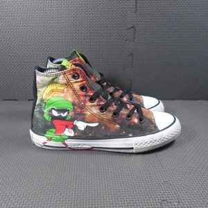 Youth Sz 2 Converse by Looney Tunes Marvin The Mar